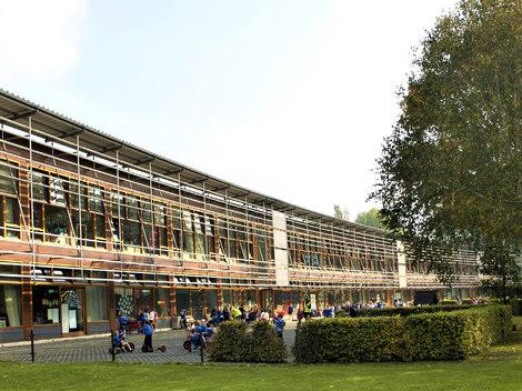 Client the british school in the netherlands   international case study